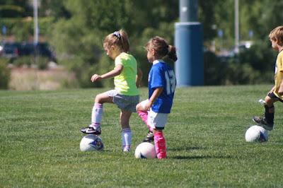 サッカーのジュニアセレクションに合格しよう