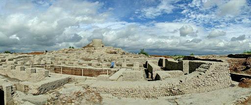 Pakistan World Heritage Site - Mohenjodaro