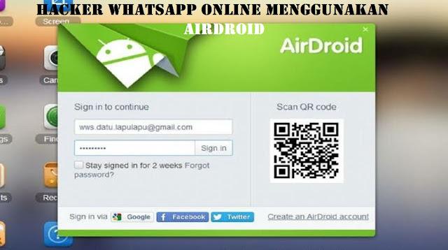 Hacker Whatsapp Online
