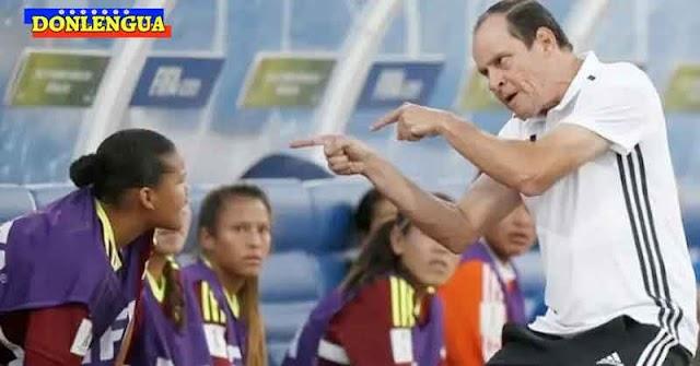 Entrenador Kenneth Zseremeta acusado de abusar de las jugadoras de la Vinotinto