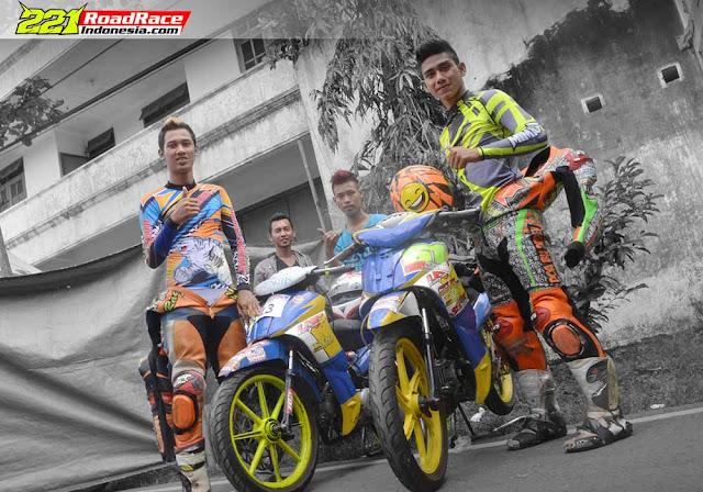 Tinggal di Daerah Minim Event, Kiat Rider Lampung ini Loncat Berburu Prestasi di Jawa