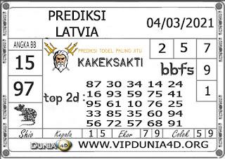 Prediksi Togel LATVIA DUNIA4D 04 MARET 2021