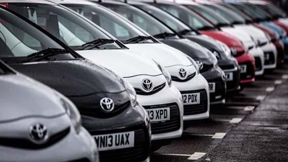 Tips Memilih Mobil Toyota Second