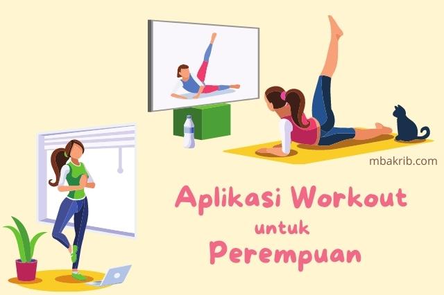 aplikasi workout untuk perempuan
