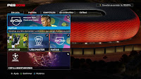PES 2016 Menu MOD By Estarlen Silva