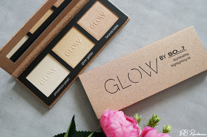 Glow By So Illuminating Highlighting Palette