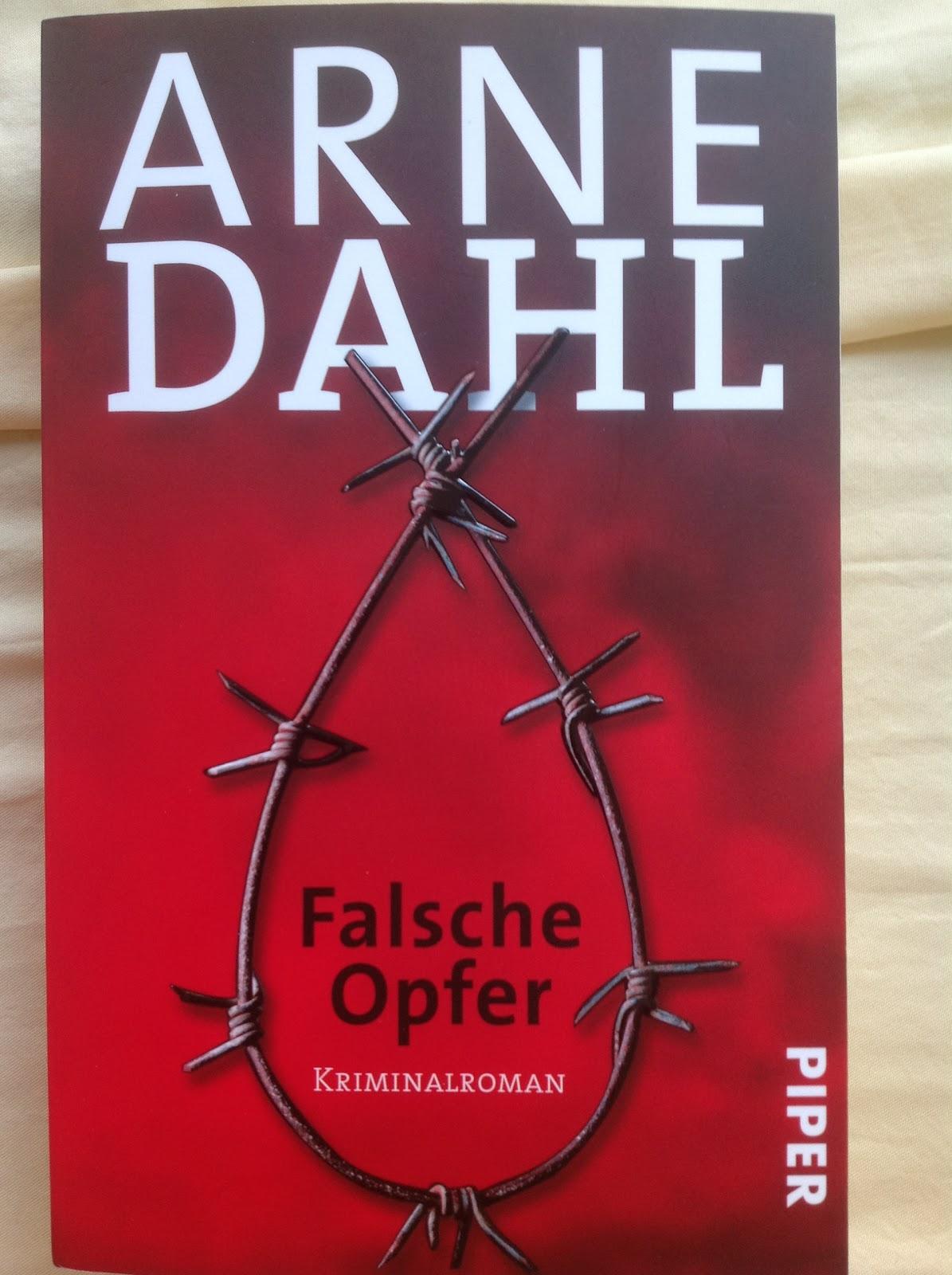 Arne Dahl Falsche Opfer