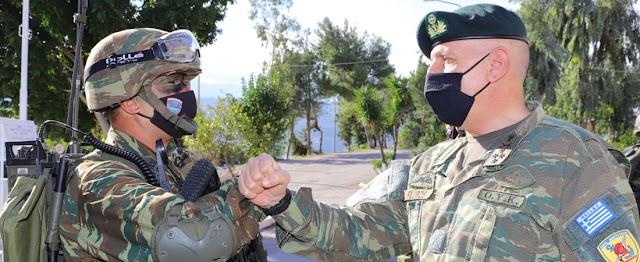 Ειδικές Δυνάμεις: Δημιουργία αυτόνομης διακλαδικής διοίκησης από τον Στρατηγό Φλώρο