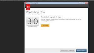 Cara Memperpanjang Masa Trial Di Adobe Photoshop
