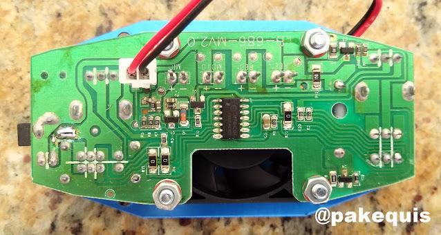 Mini Projetor Holográfico Laser