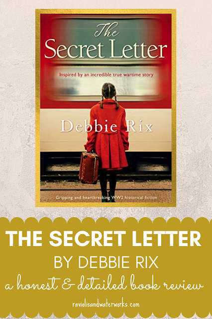how is the audiobook of the secret letter by debbie rix