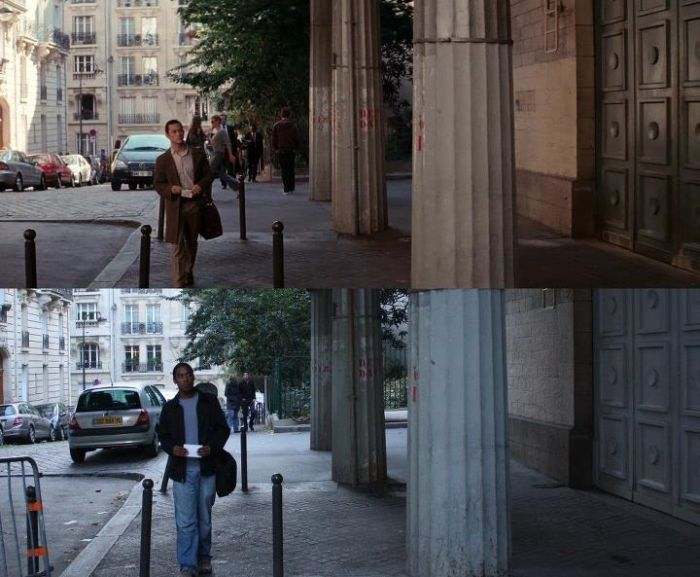 Famous Movies Recreate Shots