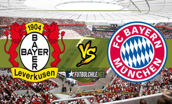 Bayer Leverkusen vs Bayern Munich,