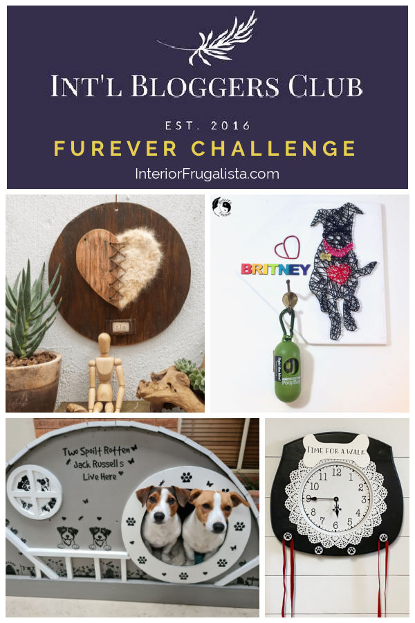 FURever Challenge for the talented members of the Int'l Bloggers Club