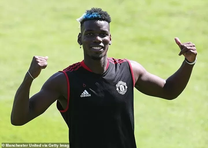 Pogba 'WILL be involved in Man Utd's opening game of the season against Leeds'