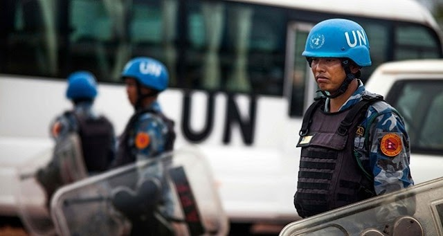 #Shame#SexCrimes#TrueNews: Sexual abuse cases filed against UN peacekeepers, staff