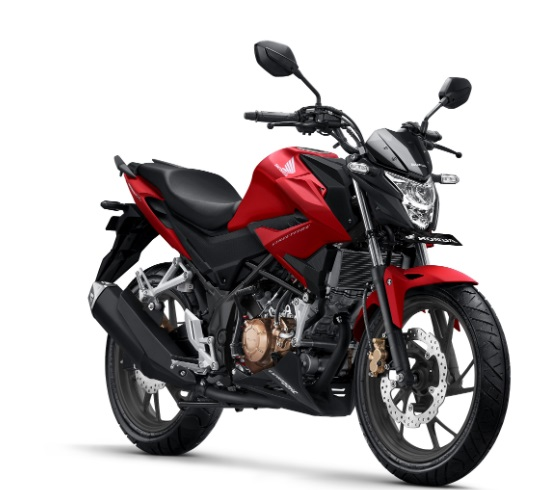 Honda CB150R Special Edition Red