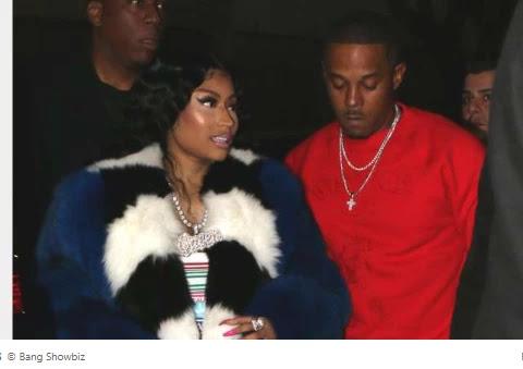 Nicki Minaj's husband receives judge's permission to journey with star