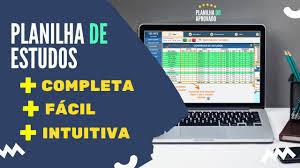 Curso Online usando Planilha do Aprovado Oficial PM SÃO PAULO SP - Concursos