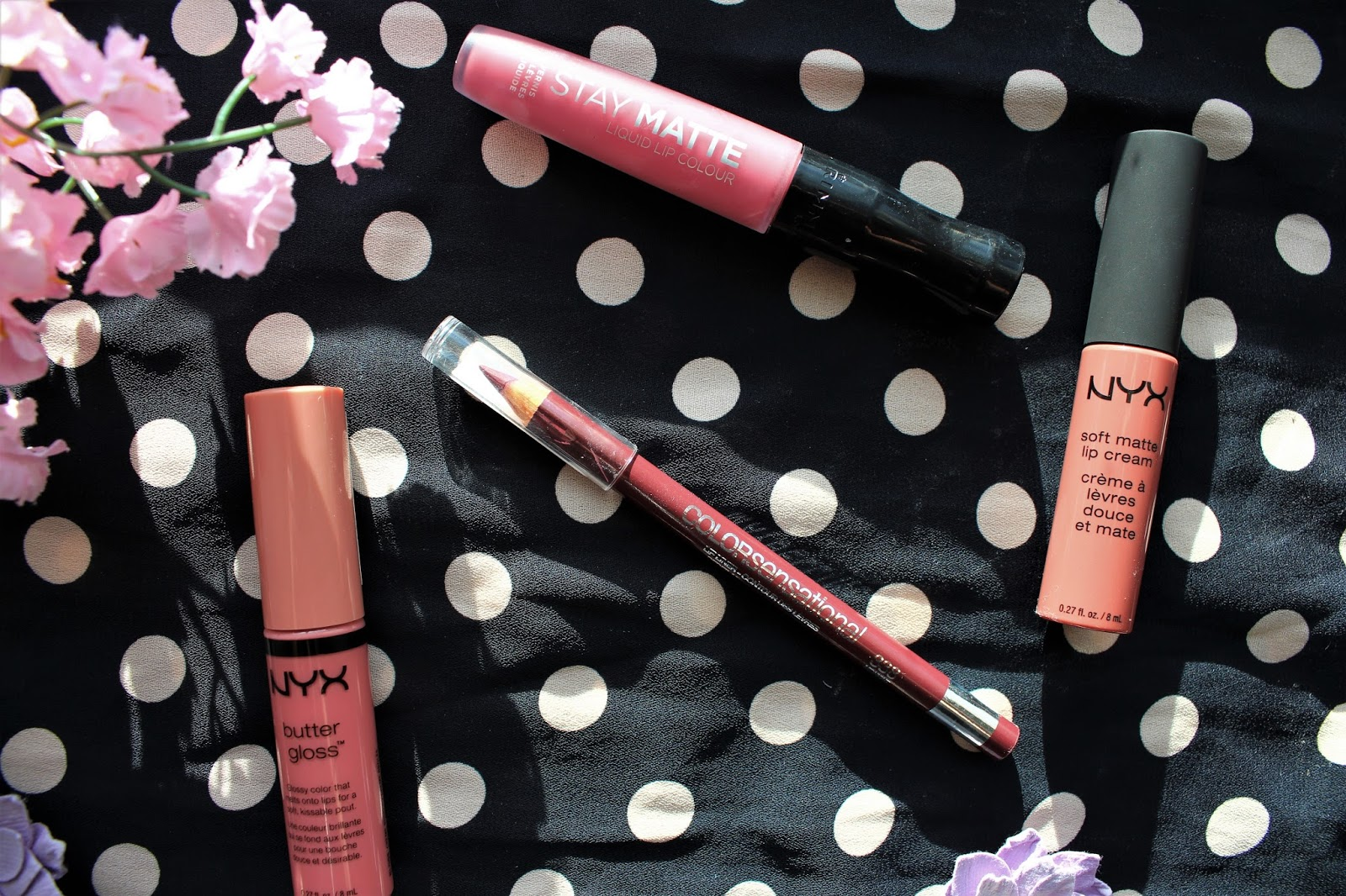 drugstore lip products blog post