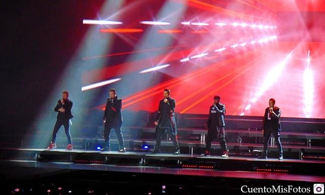 Backstreet Boys en Santiago de Chile 2020