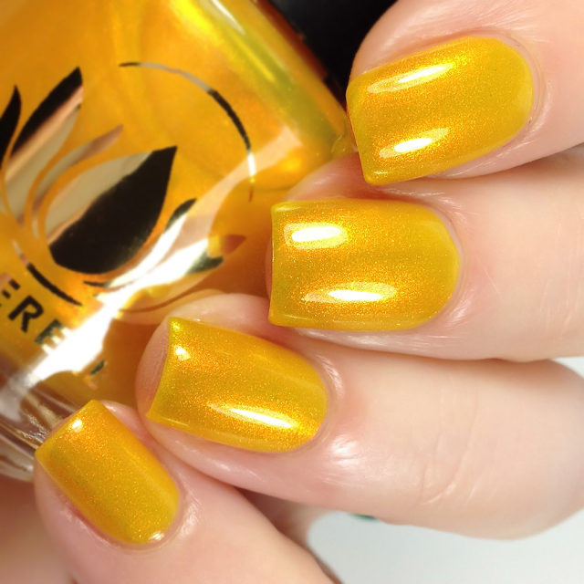 Ethereal Lacquer-Mango