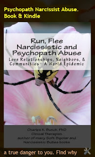 fleeing narcissist and psychopath abuse, the dark triad disorders