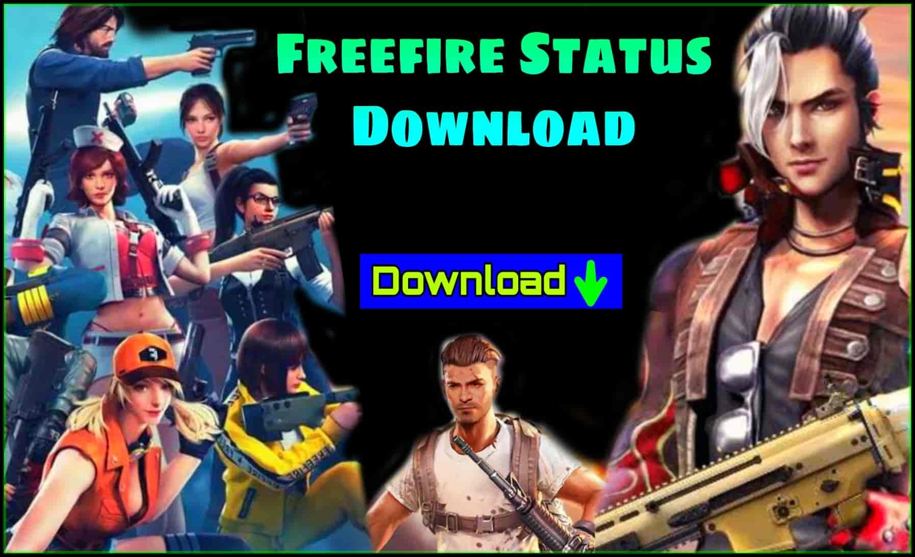 Freefire Video Status Download