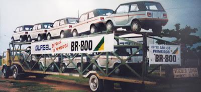GURGEL BR 800