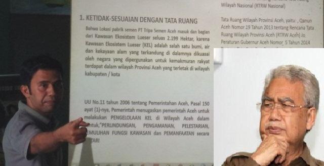 "Revisi Zona Inti TNGL di Gayo Lues, WALHI ""Lawan"" Gubernur Aceh"