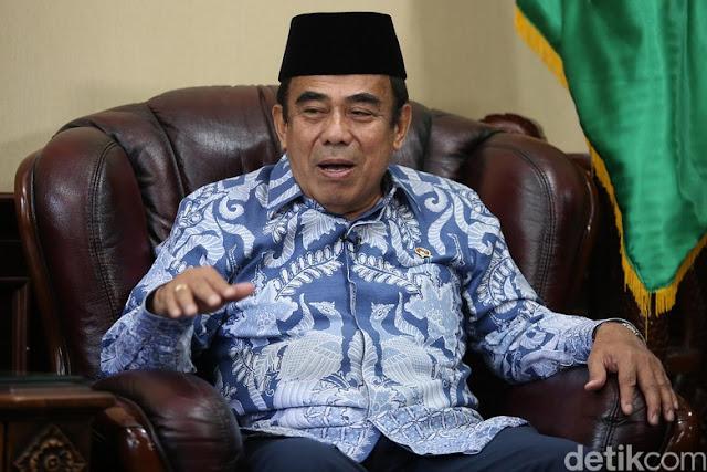 Menag: Banyak Mudaratnya, Sistem Khilafah Tidak Boleh ada di Indonesia