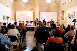 Ajuntamente de Simat de la Valldigna Concert Menestrils Centre Internacional de Música Medieval de la Valldigna
