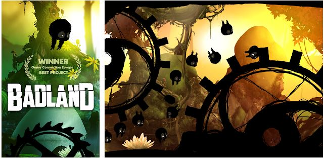 Best Android Games App, Badland Game App