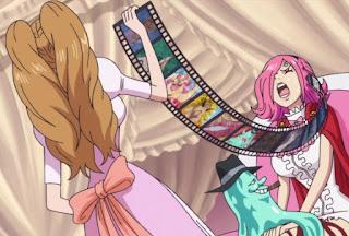 Fakta Pudding One Piece
