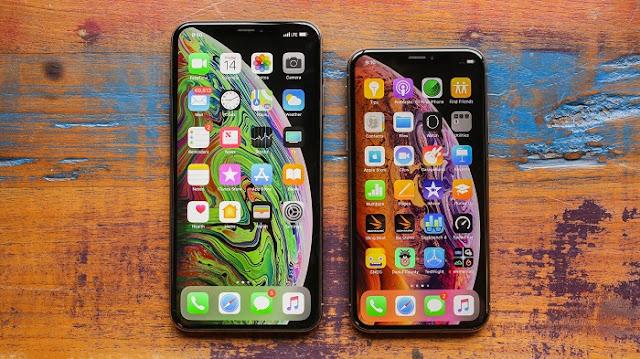 Smartphone Gaming Terbaik - iPhone XS Max - iPhone XS