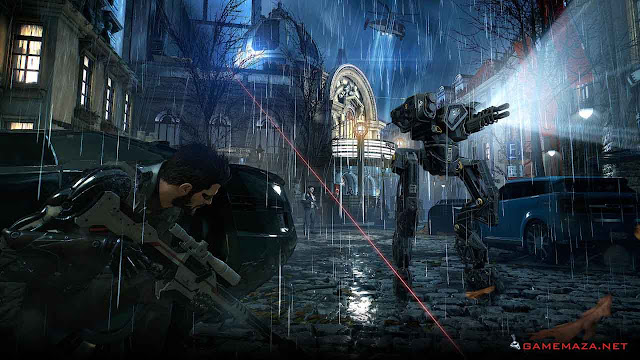 Deus Ex Mankind Divided Gameplay Screenshot 5