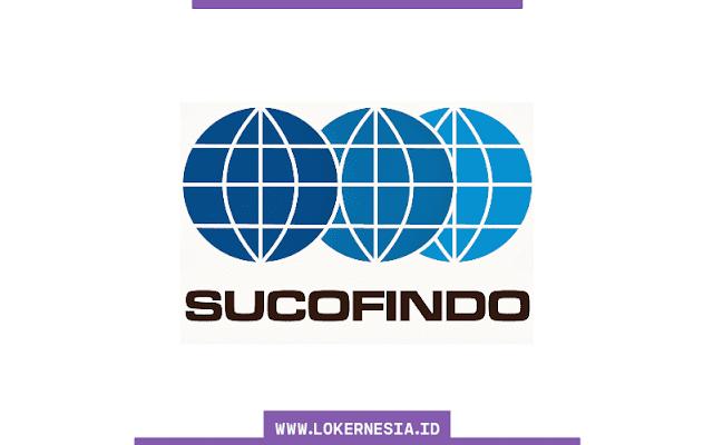 Lowongan Kerja BUMN PT Sucofindo (Persero) Bekasi Oktober 2021