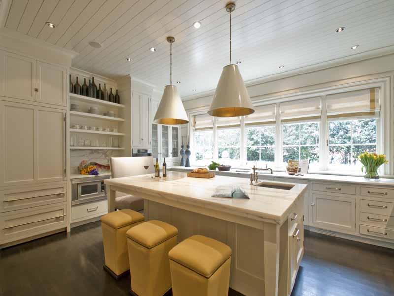 Atlanta Kitchens Modernized Traditional Each Kitchen Has Own
