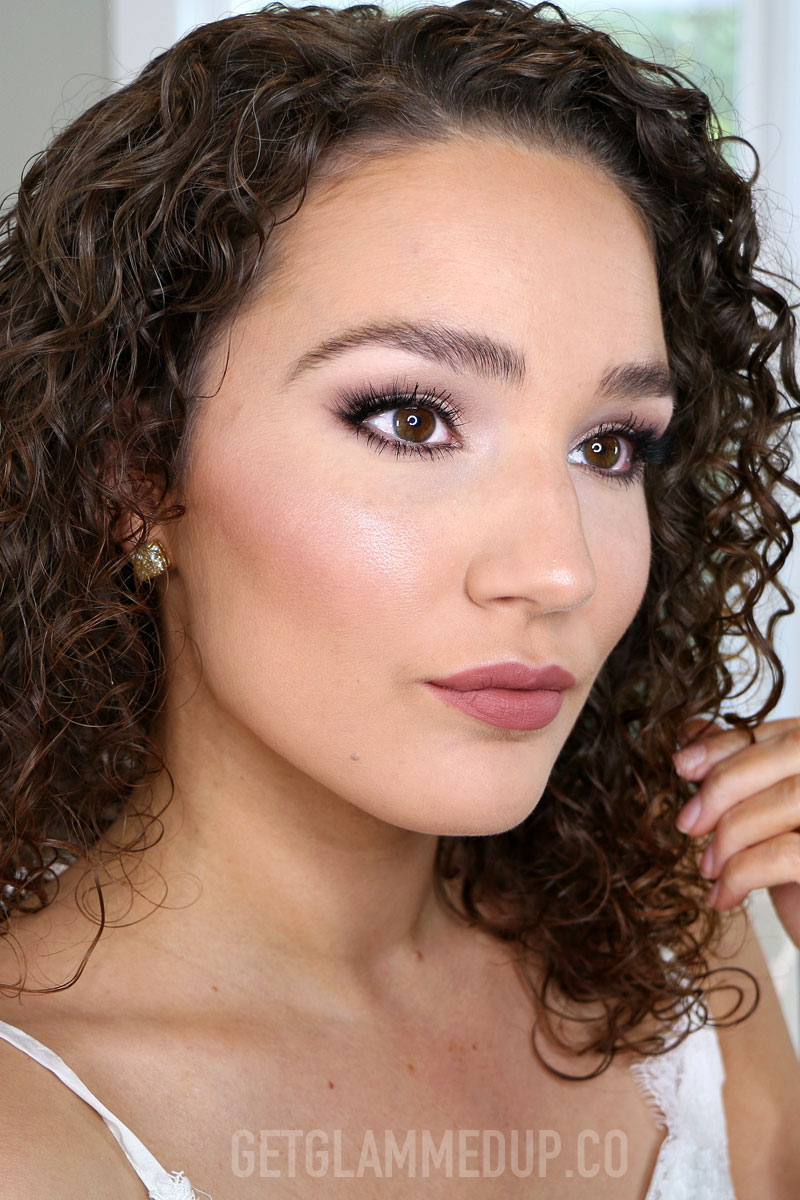 Drugstore Bridal Face Makeup & Lips
