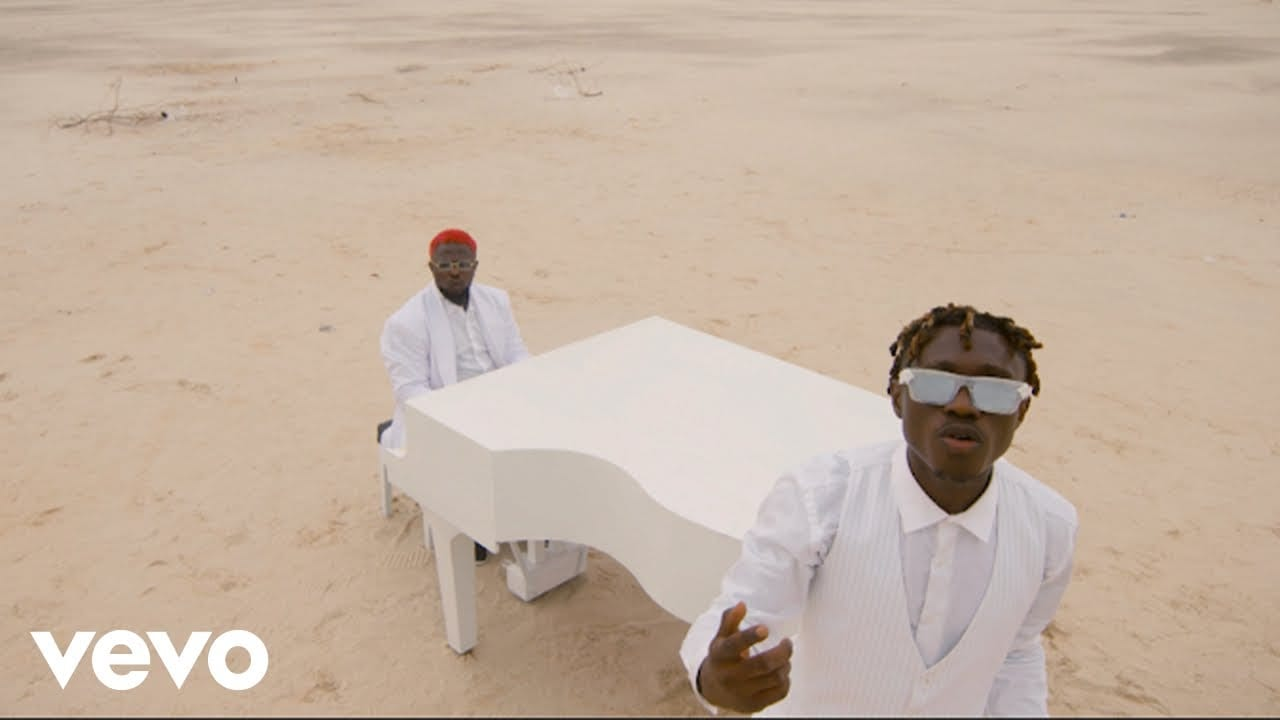 Zlatan — Suffer ft. Oberz (Official Video) #Arewapublisize