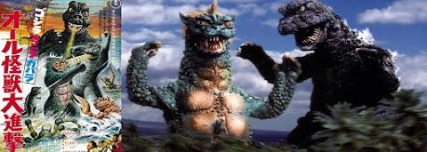 A Vingança de Godzilla 1969.