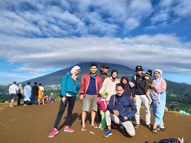 Tempat Camping Keluarga di Jawa Tengah