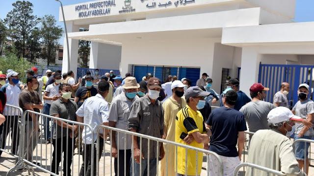 فيروس كورونا / المغرب: مدن الدار البيضاء وسلا والقنيطرة في الصدارة