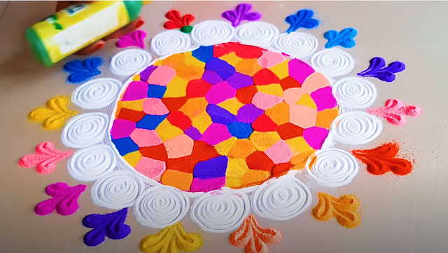 Rangoli Designs For Diwali 2020