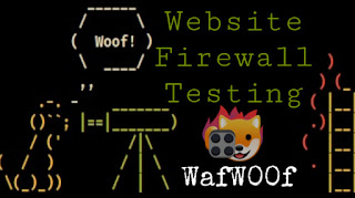 Wafw00f filewall testing on Kali Linux