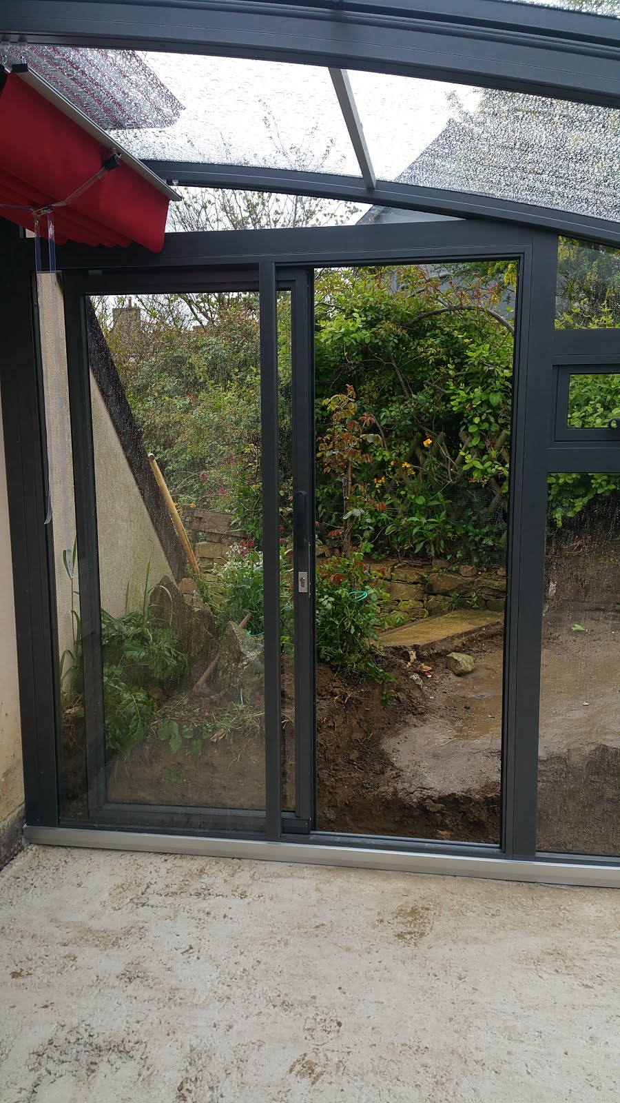 abri de terrasse : abri terrasse et veranda en Cotes d Armor
