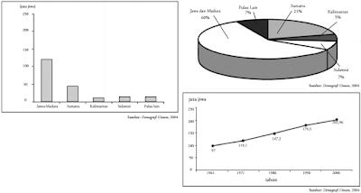 Kelebihan Penyajian Data Kependudukan Berbentuk Diagram
