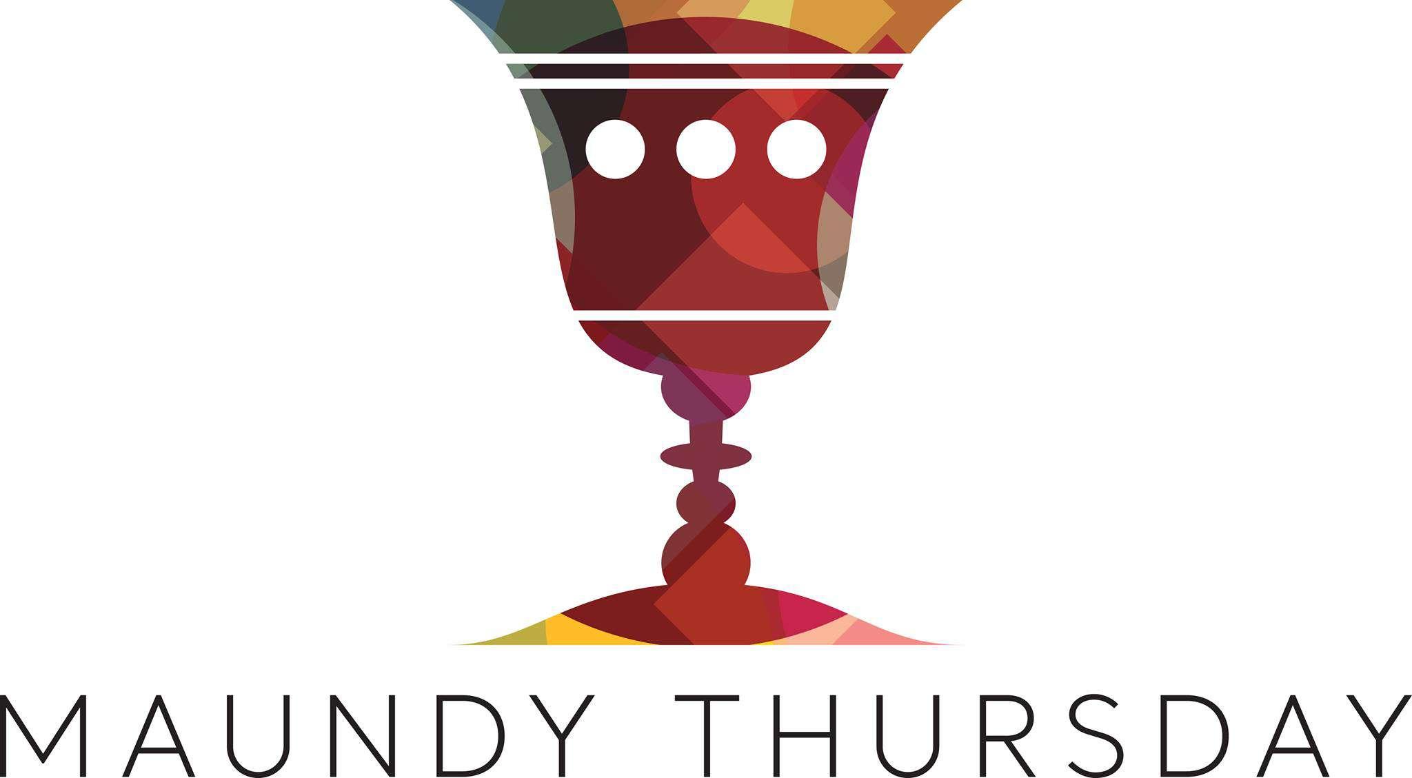Maundy Thursday Wishes Beautiful Image