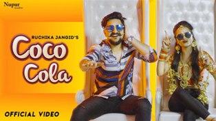 COCO COLA Lyrics - Ruchika Jangid & Kay D