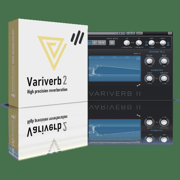 MAGIX VariVerb II v2.6.0 Full version